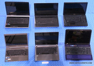 "228X MIXED BRAND LAPTOPS. MIXED CPU TYPES. ""A"" GRADE"