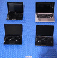 "311X ASUS NETBOOK STYLE LAPTOPS. MIXED MODELS. ""C"" GRADE - MISSING PARTS / FUNCTIONALITY ISSUES"
