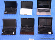 "503X ASUS NETBOOK STYLE LAPTOPS. MIXED MODELS. ""SCREEN ISSUES / FUNCTIONALITY ISSUES"