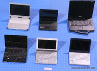 "51X MIXED BRANDS NETBOOK STYLE LAPTOPS. ""B"" GRADE - COSMETIC IMPERFECTIONS"