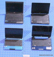 "105X ACER NETBOOK STYLE LAPTOPS. ""SCREEN ISSUES / FUNCTIONALITY ISSUES"