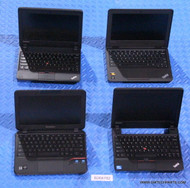 "311X MIXED BRANDS CHROMEBOOK LAPTOPS. ""B"" GRADE - COSMETIC ISSUES / HEAVY WEAR"
