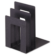"""Soho Bookend with Squared Corners, 5""""w x 7""""d x 8""""h, Granite"""