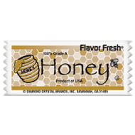 Flavor Fresh Honey Pouches, .317oz Packet, 200/Carton