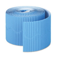 "Bordette Decorative Border, 2 1/4"" x 50' Roll, Brite Blue"