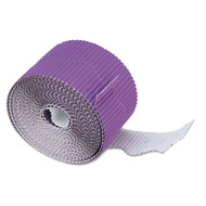 "Bordette Decorative Border, 2 1/4"" x 50' Roll, Violet"