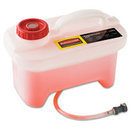 HYGEN Pulse Caddy With Clean Connect, 2 gal, 8 3/4w x 10 3/4h x 14 1/8l