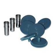 Replacement Punch Head for 75-Sheet High-Capacity Punch, 9/32 Diameter