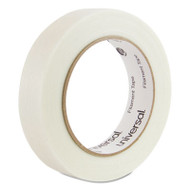 "165# Medium Grade Filament Tape, 24mm x 54.8m, 3"" Core, Clear"