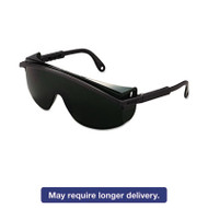 Astrospec 3000 Safety Glasses, Black Frame, Shade 5.0 Lens