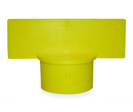 SIGN ADAPTER YELLOW