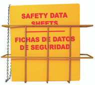 RIGHT-TO-KNOW RACK WITH BINDER - BILINGUAL