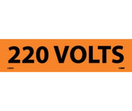 220 VOLTS ELECTRICAL MARKER