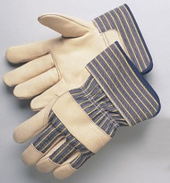 """2 1/2"""" rubberized safety cuff - S-XL"""