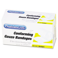 "First Aid Conforming Gauze Bandage, 2"" wide, 2 Rolls/Box"