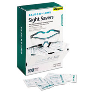 Sight Savers Pre-Moistened Anti-Fog Tissues with Silicone, 100/Pack