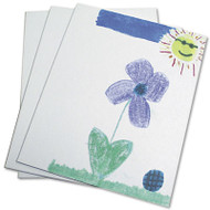 Canvas Panel, 9 x 12 x 1/8, White, 3/Pack
