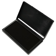 Microgel Stamp Pad for 2000 PLUS, 2 3/4 x 4 1/4, Black