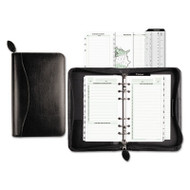 Recycled Bonded Leather Starter Set, 3 3/4 x 6 3/4, White