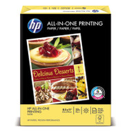 All-In-One Printing Paper, 96 Bright, 22lb, Letter, White, 500 Sheets/Ream