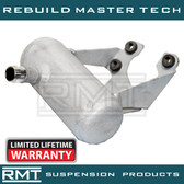 M211-R370-ADRR - Mercedes-Benz E-Class AMG W211 2003-2009 (w/4-Corner Leveling Only) OEM REBUILD Rear Right Air Spring Reservoir Tank - Single (For: 2113200825)
