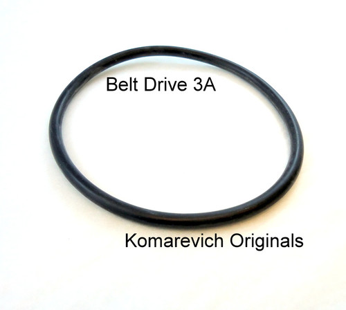 Belt Drive for 3A Lortone Tumbler