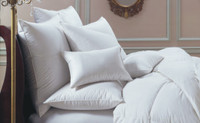 Bernina Medium Hungarian White Goose Down Pillow