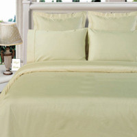 100% Bamboo Ivory Duvet Cover Sets