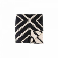 Zestt Contemporary Vernon Throw - Midnight
