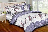Frothy Bubbles Bedding Set