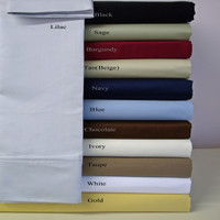 Super Soft & Wrinkle Free Microfiber King Sheet Set