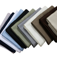 100% Cotton 300 Thread Count Solid Pillowcases