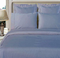 100% Bamboo Lt-Blue Duvet Cover Sets
