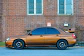 Visual Autowerks Subaru GD (02-07) Rear Window Vents