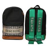 JDM BRIDE/TAKATA Backpack!
