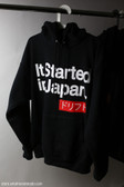 What Monsters Do Started Japan Hoodie