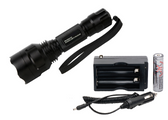 Rigid Industries Halo 800 Lumen Flashlight - With Rechargeable Battery