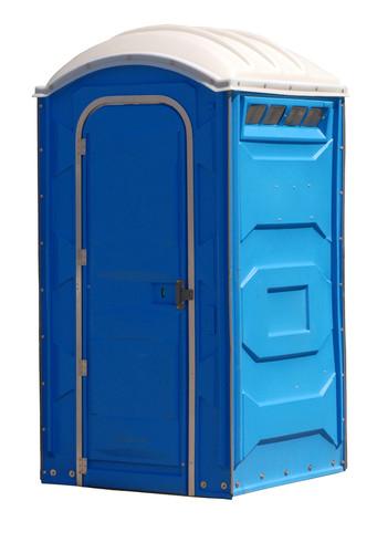 Porta Potty Blue Mayflower Chemicals