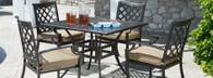 Lattice Outdoor Dining Set