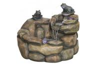 Rana Fountain with Light