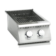 Sizzler Double Burner Natural Gas