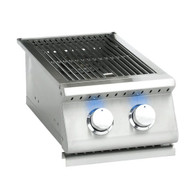 Sizzler Pro Double Side Burner Natural Gas