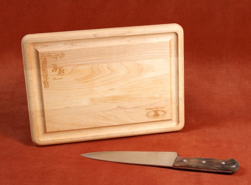 Maple Cutting board, available in 3 different sizes