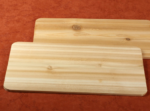 Cedar Grilling Planks - set of 2