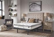 10 Inch Bonnell PT White King Mattress & Adjustable Base