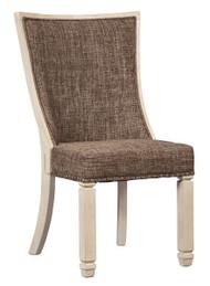 Bolanburg Antique White Dining Upholstered Side Chair