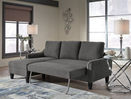 Jarreau Gray Queen Sofa Sleeper