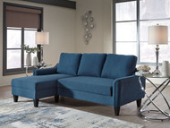 Jarreau Blue Queen Sofa Sleeper