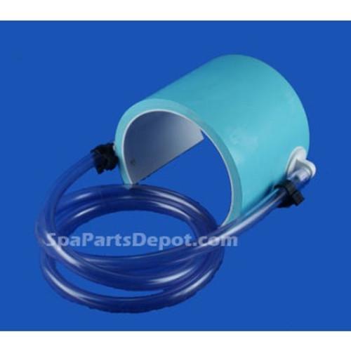 hydro thermix hot tub heat jacket transfer model 53b