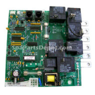 Cal Spas Circuit Board, C11GDR2A -51589  30 Day Warranty
